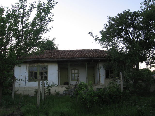 Second old building