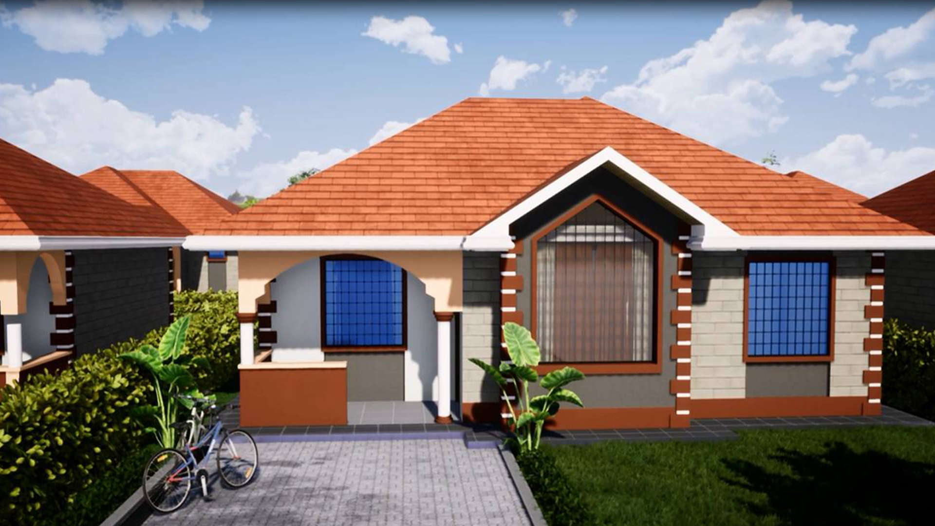 Bungalows For Sale In Kenya Modern House