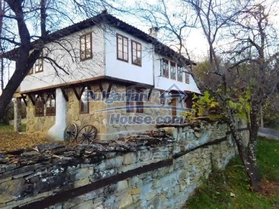 An old traditional bulgarian house 27km to tryavna gabrovo for Old traditional houses